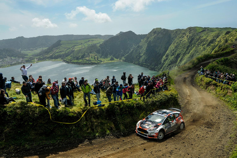 Rd Azores Airlines Rallye FIA ERC European Rally Championship - San miguel car show 2018