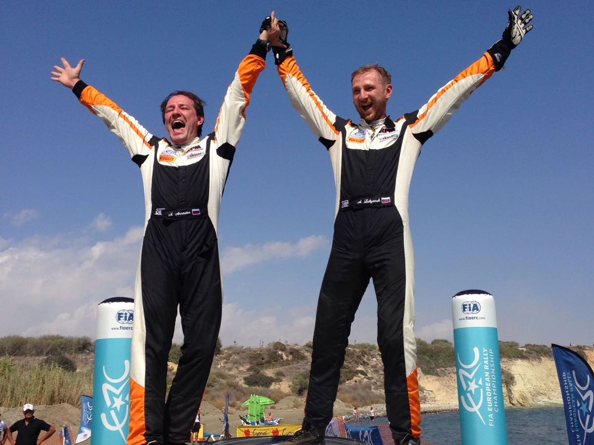 After SS14: Lukyanuk wins ERC finale and the Love Cyprus Golden Stage